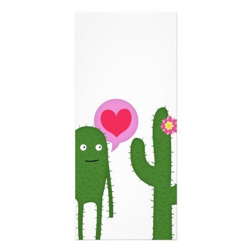 cactus love rack cards