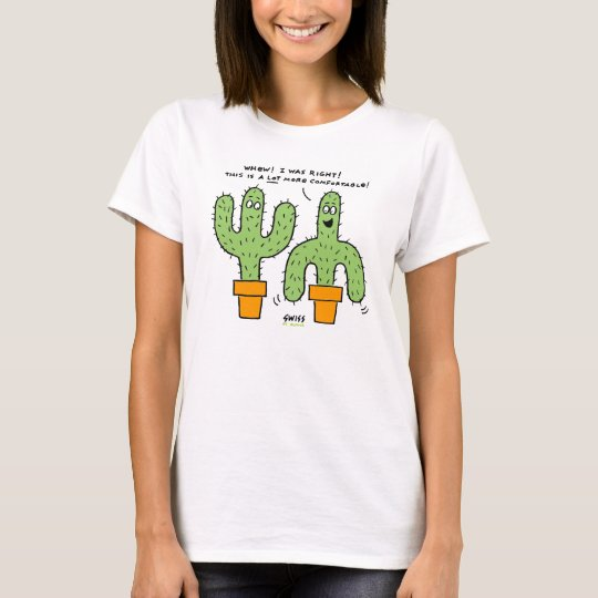 Cactus Lover Funny Shirt