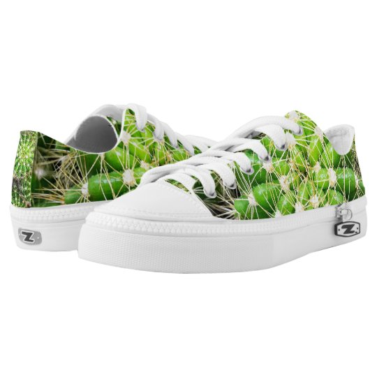 Cactus Low Tops