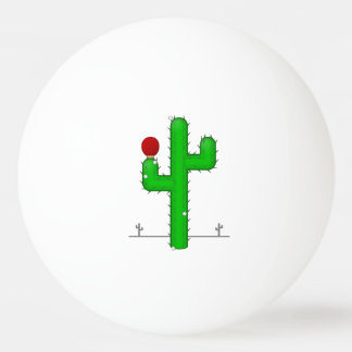 Cactus Makes Perfect - Ping Pong Ball