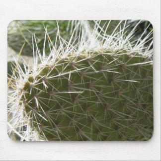 Cactus pad mouse pad