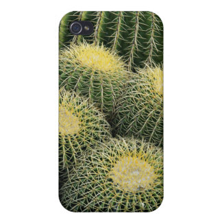Cactus Pattern iPhone 4/4S Cover