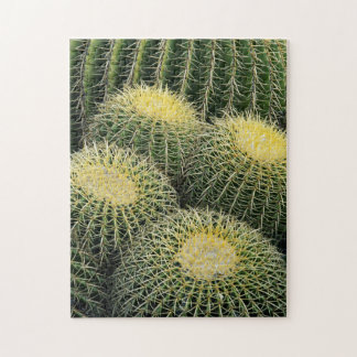 Cactus Pattern Jigsaw Puzzle