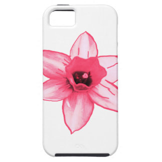 Cactus Pink Flower Template increase decrease size Case For The iPhone 5