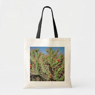 Cactus plant, Colca Canyon, Peru, South America  f Bag