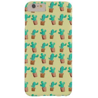 Cactus Print Phone Case