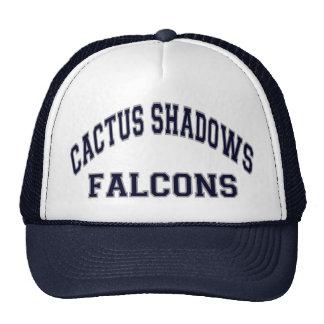 Cactus Shadows Falcons Cap