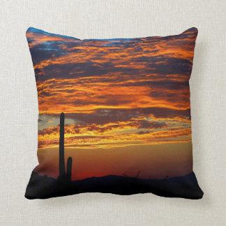 Cactus Sunrise Cushion