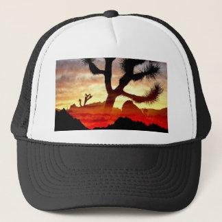 cactus vision trucker hat