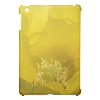 Cactus Yellow iPad Case