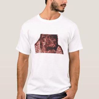 Cad Gorilla - Cad Monkey Plain T-Shirt