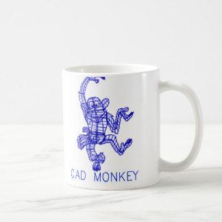 CAD MONKEY COFFEE MUG