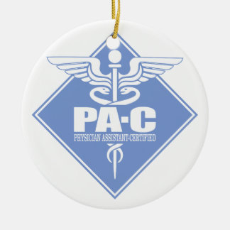 Cad PA-C (diamond) Christmas Ornament