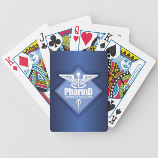 Cad PharmD (diamond) Bicycle Playing Cards