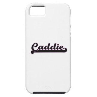 Caddie Classic Job Design iPhone 5 Cover