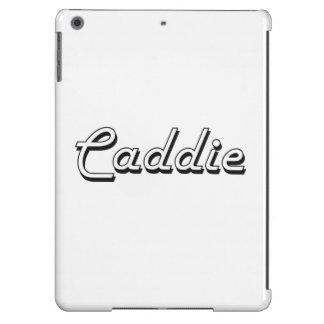Caddie Classic Job Design iPad Air Cover