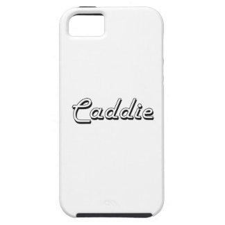 Caddie Classic Job Design Tough iPhone 5 Case