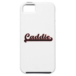 Caddie Classic Job Design iPhone 5 Case