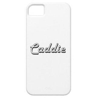 Caddie Classic Job Design iPhone 5 Covers