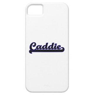 Caddie Classic Job Design iPhone 5 Cases
