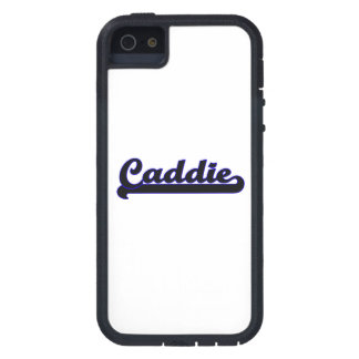 Caddie Classic Job Design Tough Xtreme iPhone 5 Case