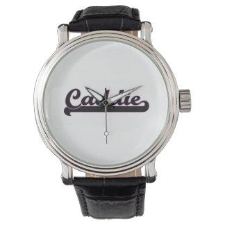 Caddie Classic Job Design Wrist Watches