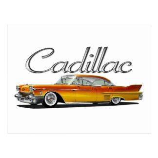 Caddy Custom Sunrise Postcard