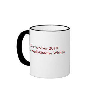 Caden cup ringer coffee mug