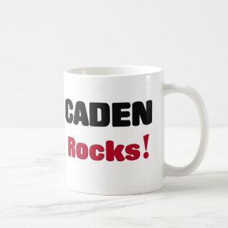 Caden Rocks Coffee Mug
