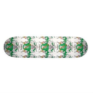 Cadena Family Crest Skateboard Deck