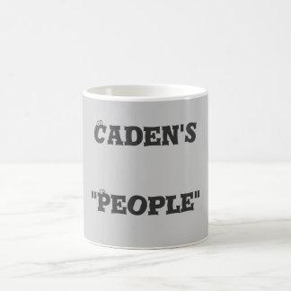 "Caden's""People"" Coffee Mug"