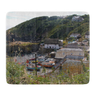 Cadgwith Cornwall Photograph Cutting Board