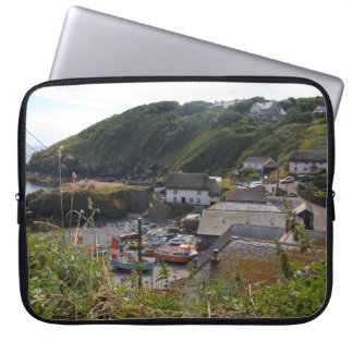 Cadgwith Cornwall Photograph Laptop Sleeve