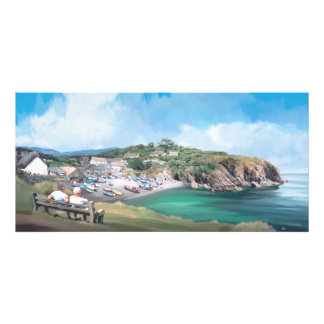 Cadgwith Photo Print