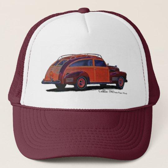 Cadillac 1941 Station Wagon / Woody Cap
