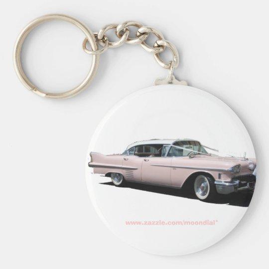 Cadillac 3 key ring
