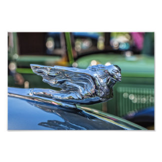 Cadillac Classic Hood Ornament Art Photo