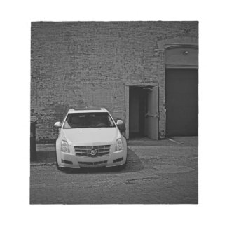 Cadillac Contrast Notepad