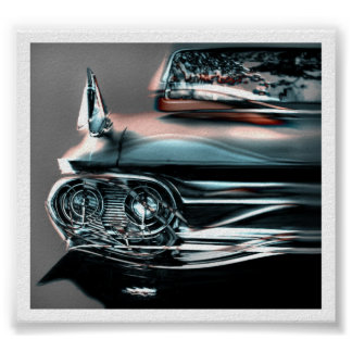Cadillac Dream No 1 Poster