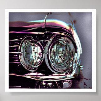 Cadillac Dream No 2 Poster
