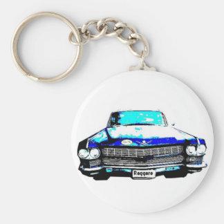 cadillac raggare car key ring