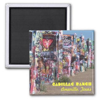 Cadillac Ranch magnet