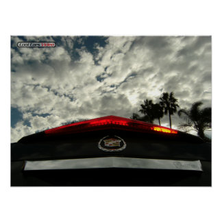 Cadillac Sky. Poster