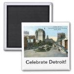 Cadillac Square, Detroit MI Vintage