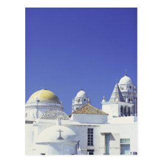 Cadiz Cathedral in Cadiz, Spain Postcard