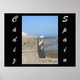 Cádiz / Gadir Poster