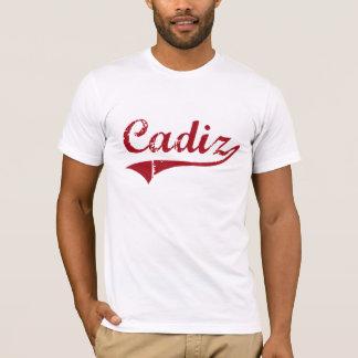 Cadiz Ohio Classic Design T-Shirt