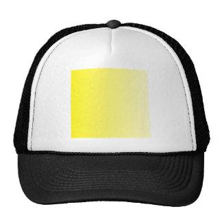 Cadmium Yellow to Cream Vertical Gradient Cap