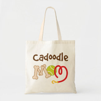 Cadoodle Dog Breed Mom Gift Tote Bag