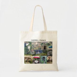 Cadrieu, France Tote Bag